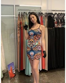 μίνι σούπερ ελαστικό φόρεμα