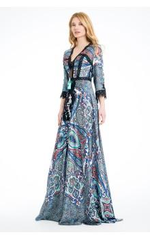 Long gipsy dress